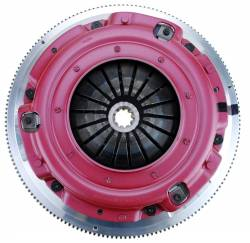 Ram Clutches - Ram Clutches Force 9.5 Complete Dual Disc Metallic Clutch Assembly 75-2135N