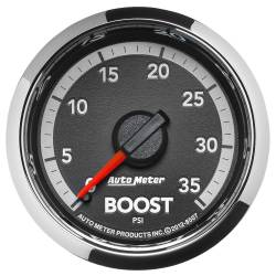 AutoMeter - AutoMeter Dodge Factory Match Boost Gauge 8507