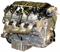 PACE Performance - GMP-19301358-MC - Pace Performance LS3 495HP Muscle Car Crate Engine