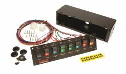 Painless Wiring - Painless Wiring 8-Switch Panel 50202