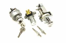 Painless Wiring - Painless Wiring Head Light Door Jamb Dimmer/Ignition Switch Kit 80121