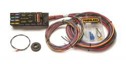 Painless Wiring - Painless Wiring 10 Circuit Race Only Chassis Harness 50001