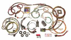 Painless Wiring - Painless Wiring 22 Circuit Direct Fit Mustang Chassis Harness 20120