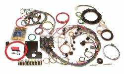 Painless Wiring - Painless Wiring 21 Circuit Customizable Chevy II/Nova Chassis Harness 20110