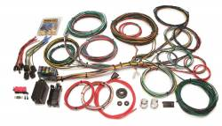 Painless Wiring - Painless Wiring 21 Circuit Customizable Ford Color Coded Chassis Harness 10123