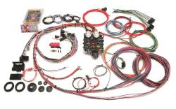 Painless Wiring - Painless Wiring 19 Circuit Classic Customizable Chevy Pickup Harness 10112