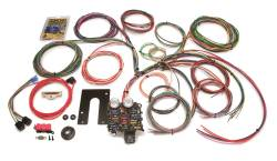 Painless Wiring - Painless Wiring 22 Circuit Classic Customizable Jeep CJ Harness 10105