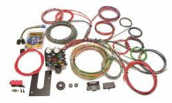 Painless Wiring - Painless Wiring 21 Circuit Classic Customizable Chassis Harness 10102