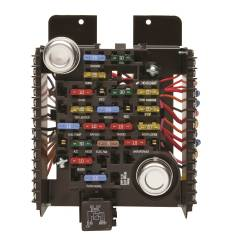 Painless Wiring - Painless Wiring 18-Fuse ATO Fuse Center 30003