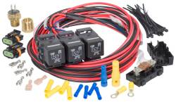 Painless Wiring - Painless Wiring Dual Activation/Dual Fan Relay Kit 30117