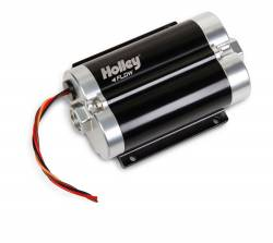 Holley Performance - Holley Performance Dominator In-Line Billet Fuel Pump 12-1200