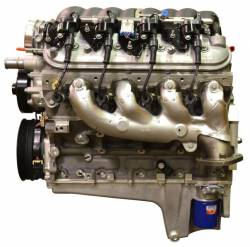 Chevrolet Performance Parts - 19329009 - Chevrolet Performance DR525 Sealed Race Engine w/Muscle Car Oil Pan