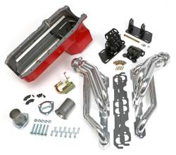 Trans-Dapt Performance Products - Trans-Dapt Performance Products S10/V8 Swap Kit 99075