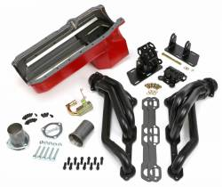 Trans-Dapt Performance Products - Trans-Dapt Performance Products S10/V8 Swap Kit 99073