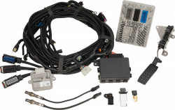 Chevrolet Performance Parts - 19303137 - CPP LT1 Controller Kit  - Contains Pre-Programmed ECU, Harness, Sensors