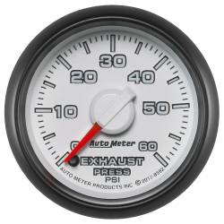 AutoMeter - AutoMeter Factory Match Electrical Boost Controller Gauge 8592
