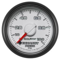 AutoMeter - AutoMeter Factory Match Electrical Boost Controller Gauge 8595