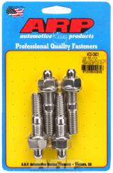 ARP - ARP4000901 - ARP Bellhousing Stud Kit, Bellhousing to Manual Transmission, Universal, 1/2-13, Stainless Steel, Hex Head, 2.750 OAL