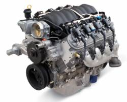 Chevrolet Performance Parts - CPSLS3T56 - Chevrolet Performance LS3  430HP  Engine with T56 6 Speed