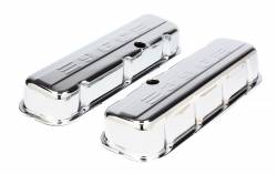 Trans-Dapt Performance Products - Trans-Dapt Performance Products Chrome Plated Steel Valve Cover 9855