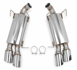 Hooker Headers - Hooker Headers Blackheart Axle-Back Exhaust System 70403305-RHKR