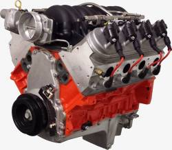 Blue Print - BPLS4080CTF - LS 6.0L 408 Stroker  585HP EFI Performance Engine with ECU & Harness
