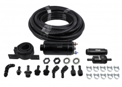 FiTech Fuel Injection - FTH-50001 - FiTech Fuel Injection Inline Frame Mount Fuel Delivery Kit - Master Fuel Kit