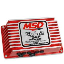 MSD Ignition - MSD Ignition 6AL-2 Series Multiple Spark Ignition Controller 6421