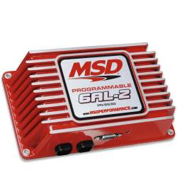 MSD Ignition - MSD Ignition 6AL Programmable Ignition Controller 6530