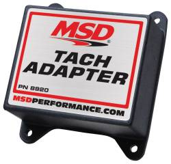 MSD Ignition - MSD Ignition Tachometer/Fuel Adapter 8920