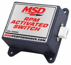 MSD Ignition - MSD Ignition RPM Activated Switches 8950