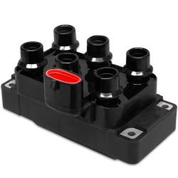 MSD Ignition - MSD Ignition Street Fire Ford 6-Tower Coil Pack 5528