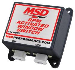 MSD Ignition - MSD Ignition RPM Activated Switches 8956
