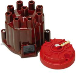 MSD Ignition - MSD Ignition Distributor Cap And Rotor Kit 8442
