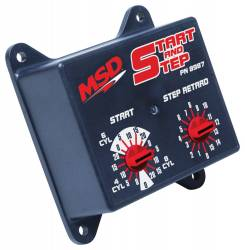 MSD Ignition - MSD Ignition Start And Step Timing Retard Control 8987