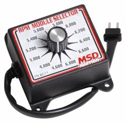MSD Ignition - MSD Ignition Selector Switch 8671