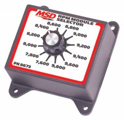 MSD Ignition - MSD Ignition Selector Switch 8673
