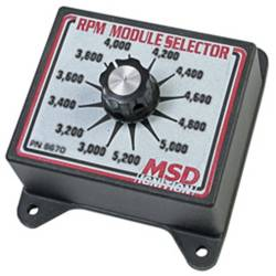 MSD Ignition - MSD Ignition Selector Switch 8670