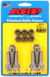ARP - ARP4001215 - Exhaust Collector Bolt Kit, 0.725-0.850 Flange