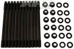 ARP - ARP2194301 - ARP Head Stud Kit, Volvo B5254 5-cylinder 2.5L, 12 Point Nuts, U/C Studs, ARP 2000 Series