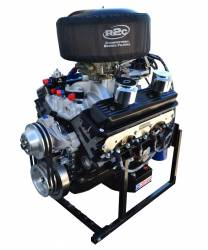 PACE Performance - GMP-19258602-SPDX Pace Performance DIRT Car Sealed Base Dressed 602 Sprint Car Crate Engine.