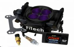 FiTech Fuel Injection - FTH-30008 - MeanStreet 800HP EFI Matte Blackout Finish Basic System