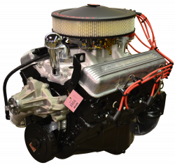 PACE Performance - GMP-TK6290HP-CF - Pace Fuel Injected Retro-Style 350 290HP  Turnkey EFI Engine with TKO 600 5 Speed Transmission Package