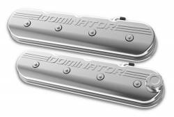 Holley Performance - Holley Performance Dominator Valve Cover 241-119