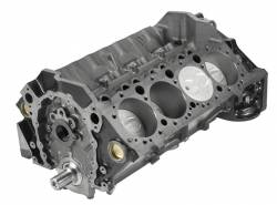 Chevrolet Performance Parts - 12670966 - Chevrolet Performance SP & ZZ Small-Block Partial (shortblock) Engine