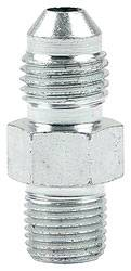 "Allstar Performance - ALL50001 - Steel Adapter -4 To 1/8""NPT Straight (2-Pack)"