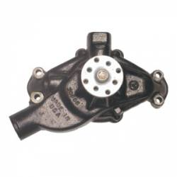Jones Racing Products - JRP-WP-9104-SBC-ST - Chevy Small Block Water Pump, Short, Steel