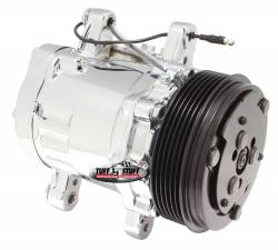 Tuff Stuff Performance - Tuff Stuff Performance Peanut Style SD7 A/C Compressor 4517NB6G
