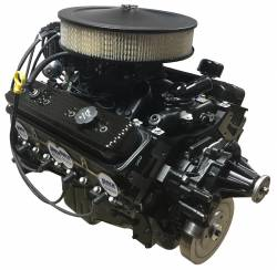 PACE Performance - GMP-19332529-1FX - Pace Performance HP383 383CID 405HP w/ Fitech Fuel Injection - Primed and Prepped Crate Engine