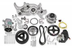 Holley Performance - Holley Performance Accessory Drive System Kit 20-185